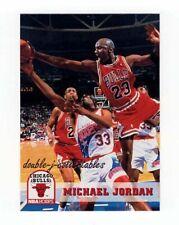1993-94 NBA HOOPS #28 Michael Jordan Chicago Bulls