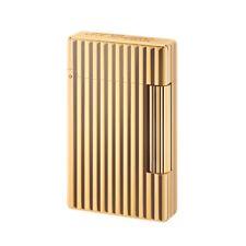 NEW S.T. Dupont - Initial - Golden  Bronze Finish - Golden Lighter ST