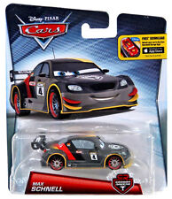 Disney Cars Carbon Racers Max Schnell Diecast Car New