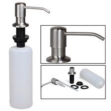 500ML Soap Dispenser Kitchen Sink Faucet Bathroom Liquid Lotion Shampoo Pumpp