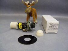 GE Indicating Lamp ET-16 WHITE 0116B6708G-3 125V 2000 OHMS