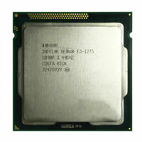 Intel Xeon E3 1275 3.4GHz / 8M Quad Core LGA 1155 CPU ( Equal to Core i7 3770K )