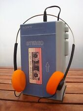 Toy Guardians of the Galaxy. Star-Lord. Sony Walkman TPS-L2 prop with headphones