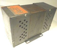 Working Sola Constant Voltage Transformer Harmonic Neutralized Cvs 2322 112 2