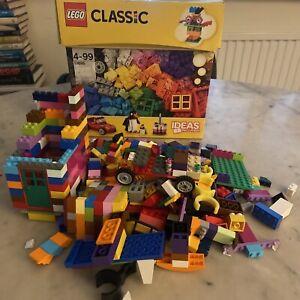 Lego Job Lot  small Mixed  pieces 636g