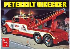 AMT Peterbilt 359 Wrecker Truck 1133 1/25 Plastic Model Kit