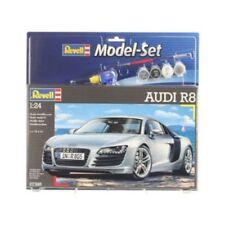 Véhicules miniatures en plastique Revell pour Audi