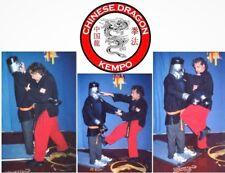 Kempo Black Belt Home Study DVDs