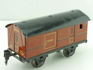 Märklin 1722 Baggage Red Zugpackungen 1932-37 Sw 0 Ap 4001-01-20