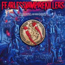 Fearless Vampire Killers : Militia of the Lost CD Album (Deluxe Edition) (2012)