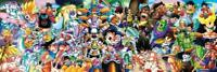 New! 950 Piece Jigsaw Puzzle Dragon Ball Z CHRONICLES I 1 Anime 34x102cm JAPAN