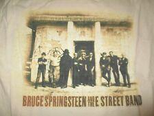 2007 Bruce Springsteen & The E-Street Band Concert Tour (Lg) T-Shirt