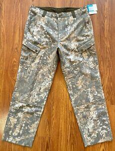 Columbia PHG Gallatin Wool Hunting Pants ~ Men's XL / Timberwolf Digital Camo