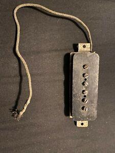 Original, Vintage Gibson 1960s P90 Dogear Pickup