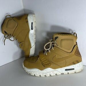 Air Trainer SC 2 Boot Wheat/DarkLoden/Sail Size 9 Nike
