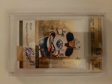 11-12 ULTIMATE COLLECTION ROOKIE AUTO BGS 9.5 GEM MINT RYAN NUGENT-HOPKINS S#/99