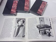 CHOPIN Tape Cassettes (set of 3) & 24 pages Booklet 1994 Reader's Digest Canada