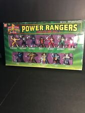 Vintage Power Rangers Collector Set 1. Full Set In Original Box
