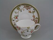 WEDGWOOD OBERON CUP AND SAUCER,  NEW