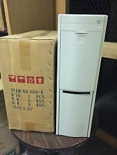 AT PC Computer Case Full Tower Sliding Door Build IBM Pentium 386 486 DOS WIN