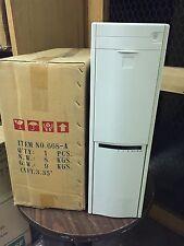 AT PC Computer Case Full Tower Sliding Door Build Pentium 386 486 DOS WIN new