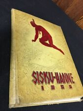 1955 Susquehanna Township High School Yearbook Harrisburg Pa Pennsylvania