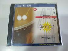POP ESPAÑOL VOL 23 VIDEO CD PARA EQUIPOS JUKEBOX FANGORIA ALAZAN ECDL ESTOPA