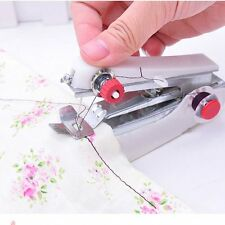 Mini Multifunction Home Travel Portable Cordless Hand-held Stitch Sewing Machine