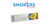 Silver The Bulldog Amsterdam King Size Slim Rolling Papers - Free Delivery
