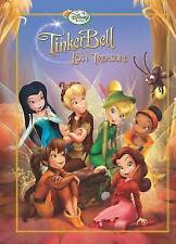 Disney Classics: Tinkerbell and the Lost Treasure by Parragon (Hardback, 2009)