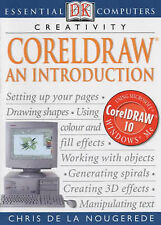 USED (VG) CorelDraw: An Introduction (Essential Computers) by Chris De La Nouger