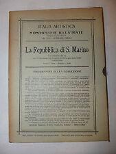 Italia Artistica 23, Fogolari: Cividale del Friuli 1906 Monografie Illustrate