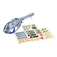 E-flite MD 520N Replacement Body with Decal Sheet: BCX3