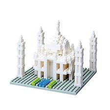 NANOBLOCK Taj Mahal India - Nano NanoBlocks Micro-Sized Building Blocks NBH-008