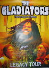 THE GLADIATORS - Affiche Originale / Original Concert Large Poster - 80 x 120