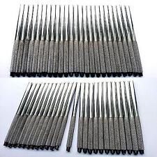 50 x Dental Mirror Handles Dental Surgical Instruments German Stainless Steel