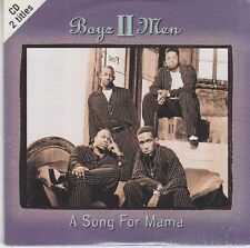 A SONG FOR MAMA / BOYZ II MEN / CD SINGLE