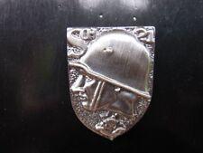 Freikorps Schild WWI WK1 Kragenabzeichen Pin Helm Button Wehrmacht Monarchie
