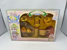 Vintage Kidsview Tea Bunnies Fancy Dessert Tea Party Sweet Azalea #81011 Uneeda