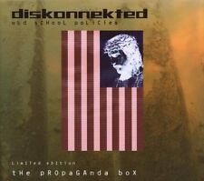 DISKONNEKTED Old School Policies LIMITED 2CD BOX 2008