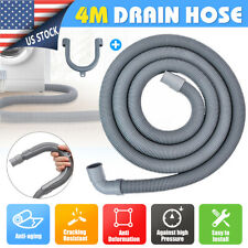 4M 13FT LONG Universal Fit All Washing Machine Drain Discharge  Drain