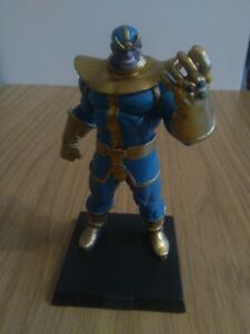 Thanos. The Classic Marvel Figurine Collection. Eaglemoss Figure.