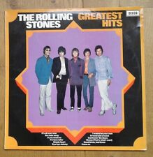 The  Rolling stones .LP, Greatest Hits. 1964.Decca 6835 110   Made in Holland.