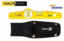 Genuine Stabila 81sm Magnetic Level Scaffolders Holster 10inch 250mm