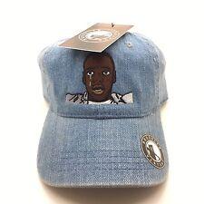 Denim Get Out Movie Dad Cap Hat