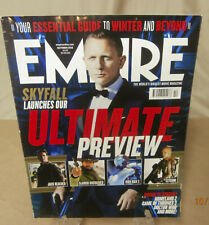October 2012 EMPIRE Film Magazine - Skyfall Ultimate Review (Issue 280)