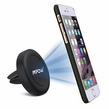 MPOW Universal Car Mount Grip Mobile Phone Air Vent Magnetic Holder Cradle Kits