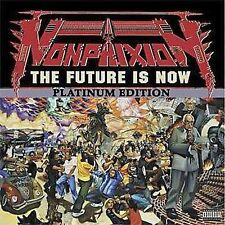 NON-PHIXION - The Future Is Now Platinum Edition CD Like New Condition Rare OOP