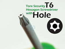 New Torx screwdriver Security T6 for Apple macbook pro And Mac Mini Repair Tool