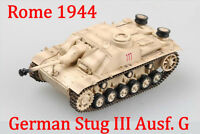 Easy Model 1/72 German Stug III Ausf.G Rome 1944 Plastic Tank Model #36150